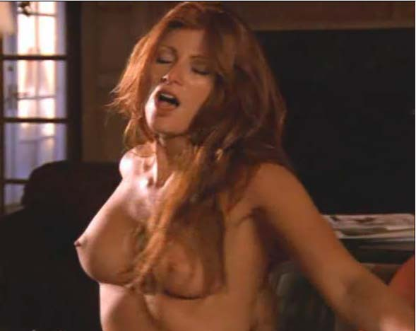 Congratulate, the Angie everhart porn
