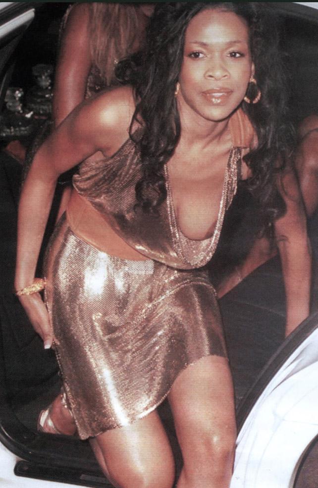 Michelle Tenetria Williams inkijk