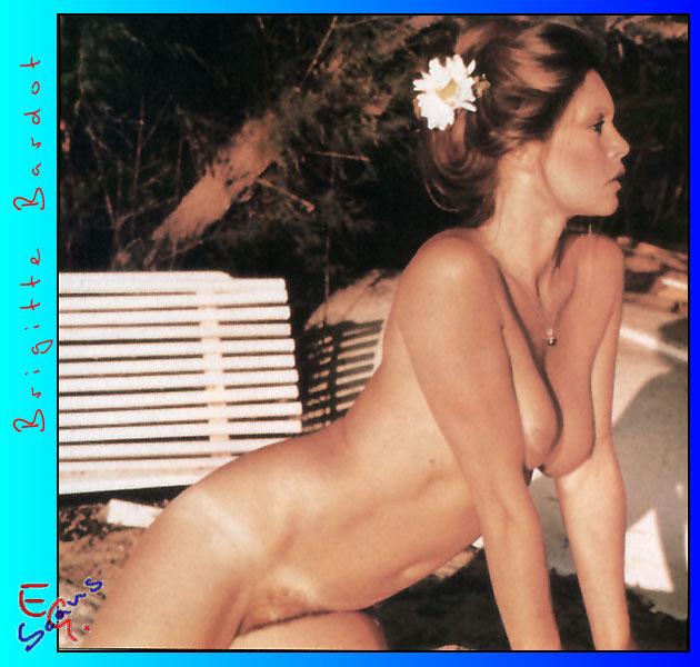 Brigitte Bardot naakt ~ borsten