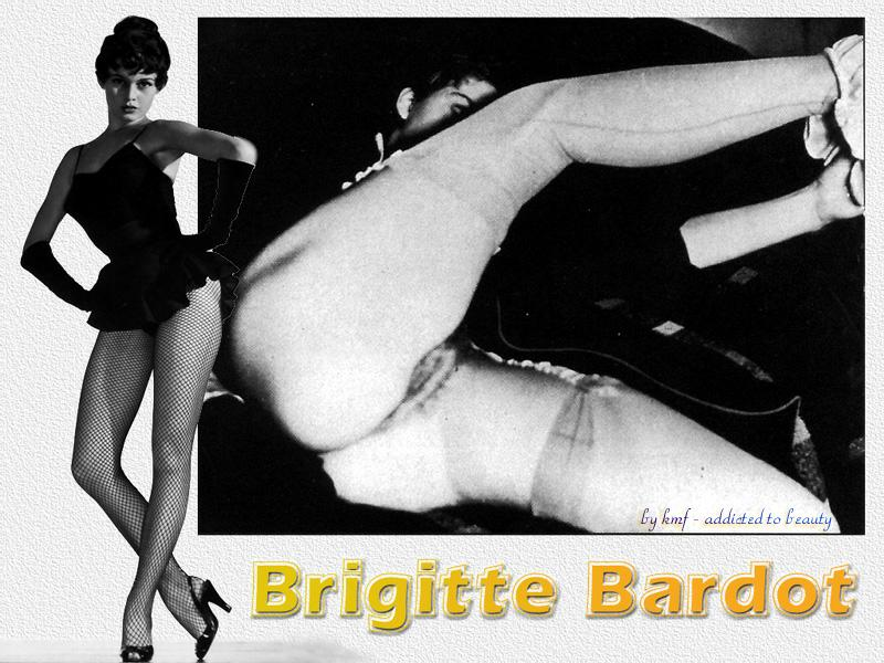 Brigitte Bardot porno
