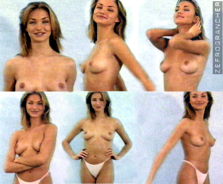 Well cameron diaz free nude picture